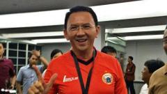 Indosport - Mantan Gubernur DKI Jakarta, Basuki Tjahaja Purnama.
