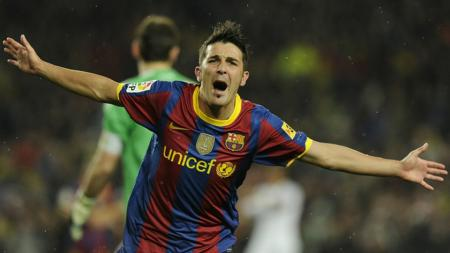 David Villa - INDOSPORT