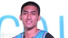 Indosport - Pebasket Nasional, Christian Ronaldo Sitepu.