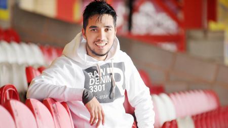 Gerardo Bruna - INDOSPORT