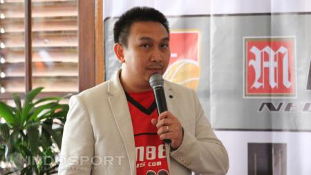 Presenter Indonesia Augie Fantinus. - INDOSPORT