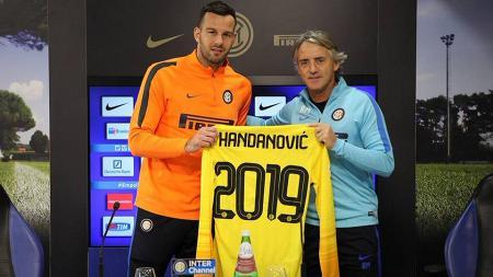 Samir Handanovic - INDOSPORT