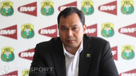 Media asal Malaysia, The Star, menyoroti penyataan Presiden Badminton Asia Confederation (BAC), Anton Aditya Subowo, yang berasal dari Indonesia. - INDOSPORT