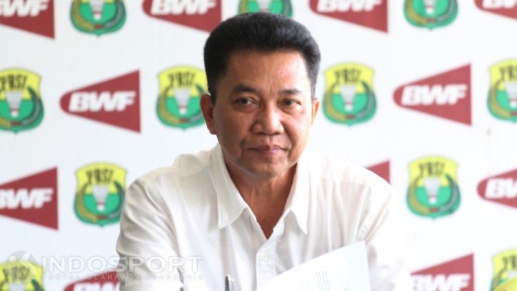 Wakil Sekretaris Jenderal (Wasekjen) PBSI, Ahmad Budiarto. Copyright: Herry Ibrahim/INDOSPORT