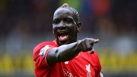 Bek Liverpool, Mamadou Sakho diduga telah menggunakan doping. - INDOSPORT
