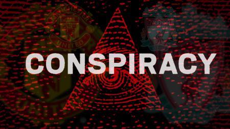 Teori konspirasi dalam dunia sepak bola. - INDOSPORT