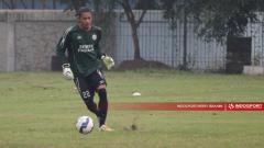 Indosport - Kiper Semen Padang, Jandia Eka Putra.