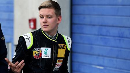 Mick Schumacher - INDOSPORT