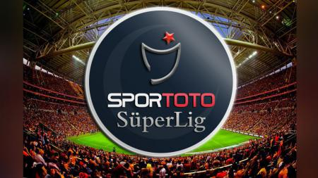Logo Liga Super Turki. - INDOSPORT