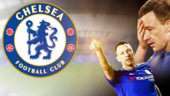 Indosport - Ilustrasi foto John Terry yang nasibnya disia-siakan Chelsea.