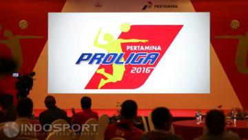 Logo terbaru Proliga 2016