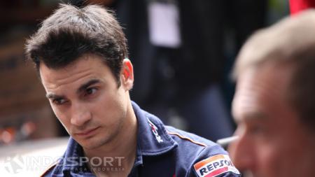 Dani Pedrosa dikabarkan akan melakukan comeback di kejuaraan MotoGP. - INDOSPORT