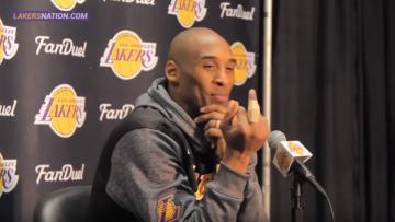 Kobe Bryant merupakan salah satu pebasket NBA yang punya kebiasaan buruk di luar lapangan.