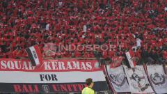 Indosport - Panitia pelaksanana (panpel) pertandingan Liga 1 2019 antara PSIS Semarang menyiapkan kuota tiket kepada pendukung Bali United yang ingin nonton langsung.