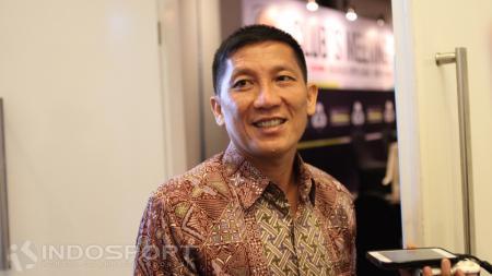 Ferry Paulus, CEO Persija Jakarta. - INDOSPORT