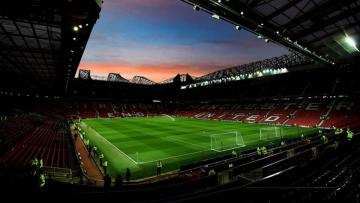Markas skuat Man United, Stadion Old Trafford.
