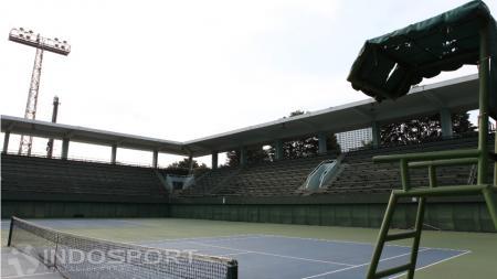 Stadion Tenis Senayan - INDOSPORT