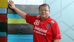 Indosport - CEO Bali United Pieter Tanuri.