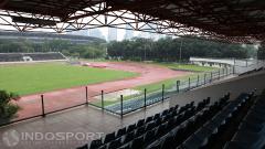 Indosport - Stadion akan direnovasi bulan Juli mendatang.