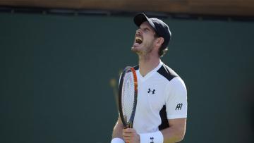 Andy Murray tengah berada di Miami, Amerika Serikat.