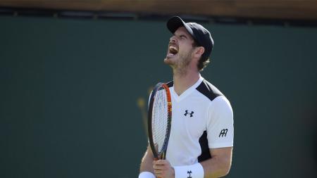 Andy Murray tengah berada di Miami, Amerika Serikat. - INDOSPORT