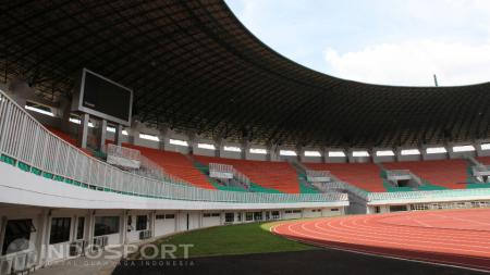 Stadion Pakansari Bogor - INDOSPORT