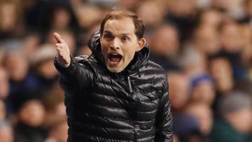 Pelatih Borussia Dortmund, Thomas Tuchel.