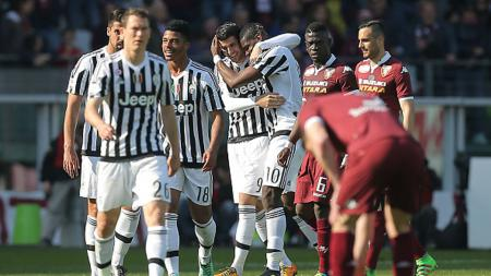Derby Turin. - INDOSPORT