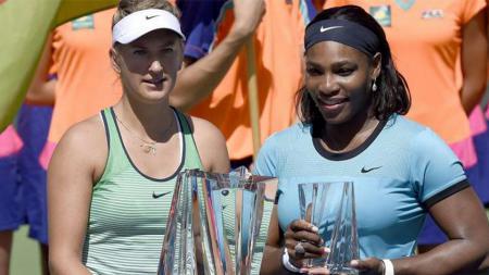 Serena mengecam pernyataan seksis penyelenggara Indian Wells. - INDOSPORT