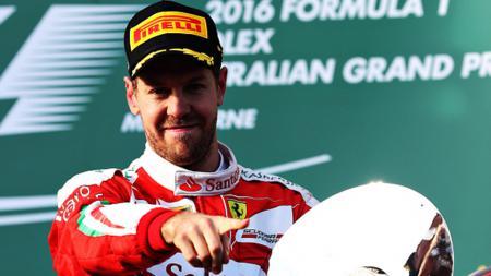 Sebastian Vettel mengkritisi perubahan ulang format kualifikasi F1. - INDOSPORT