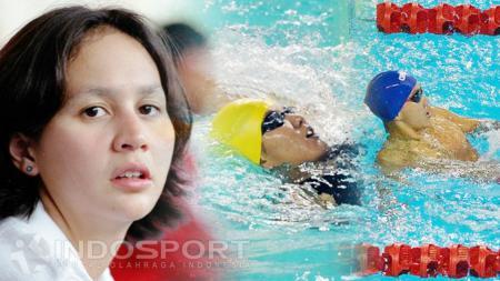 Elsa Manora Nasution, Yessy Yosaputra dan Ricky Anggawijaya. - INDOSPORT