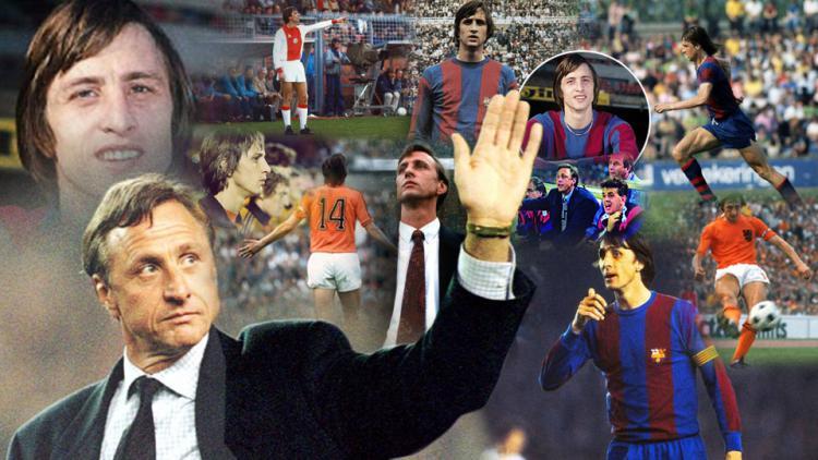 Johan Cruyff Copyright: INDOSPORT/INTERNET