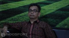 Indosport - Presiden Produta, Sihar Sitorus.