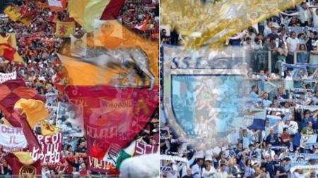 Fans Derby Della Capitale. - INDOSPORT