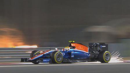 Laga perdana pembalap Indonesia, Rio Haryanto, di ajang F1 bersama Manor di Grand Prix Australia, Sabtu (19/03/16).