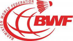 Indosport - Logo BWF.