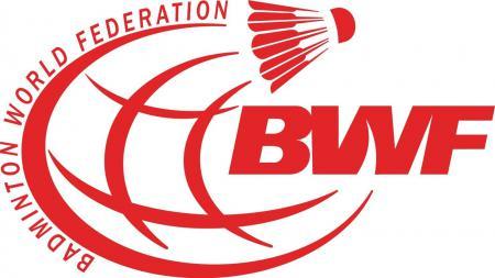 Logo BWF. - INDOSPORT