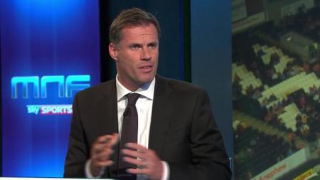 Jamie Carragher tidak yakin Liverpool bisa juara Liga Primer musim ini. - INDOSPORT