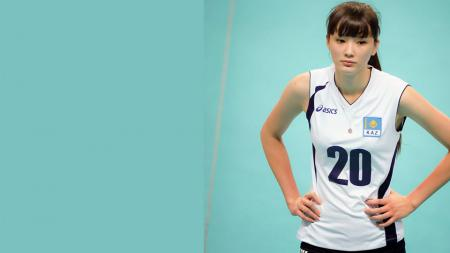 pevoli asal Kazakhstan, Sabina Altynbekova - INDOSPORT