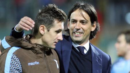 Simone Inzaghi, pelatih Lazio. - INDOSPORT