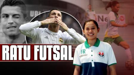 Pemain senior UPI Bandung, Fitri Rosdiana. - INDOSPORT