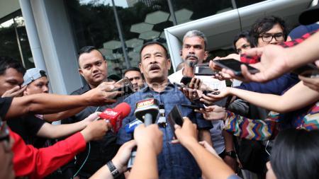 Manajer Persib Bandung Umuh Muchtar. - INDOSPORT
