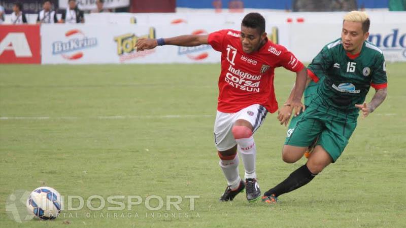 Yabes Roni (Bali United) Copyright: Ian/Indosport