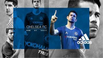 Tahun ini adalah musim terakhir kerjasama antara Chelsea dengan Adidas.