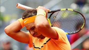 Rafael Nadal tak ikut dalam turnamen Wimbledon karena cedera.