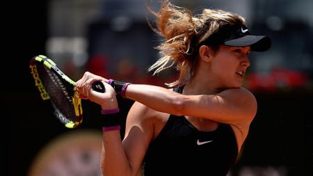 Eugenie Bouchard gagal melangkah ke babak semifinal Madrid Terbuka 2017. - INDOSPORT