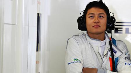 Pembalap Manor Racing, Rio Haryanto