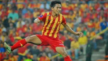 Andik Vermansyah kostum Selangor FA.
