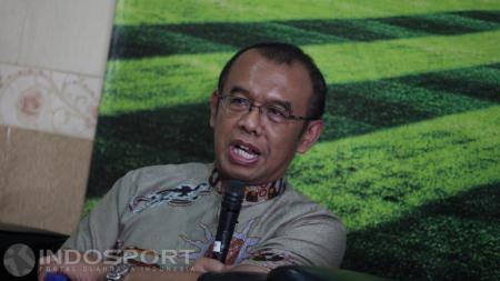 Gatot S Dewa Broto menyatakan pemerintah siap mengawasi PSSI. - INDOSPORT
