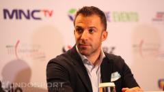 Indosport - Legenda Juventus dan Italia, Alessandro Del Piero.